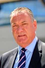 RAC business service director David Wallace