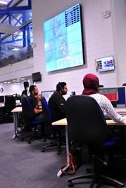 RAC control centre