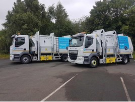 RiverRidge takes on new food waste vehicles