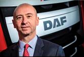 DAF Trucks' new MD Robin Easton