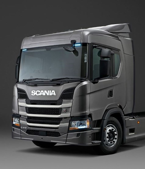 scania adds g series to next generation truck range. Black Bedroom Furniture Sets. Home Design Ideas