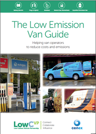 The Low Emission Van Guide