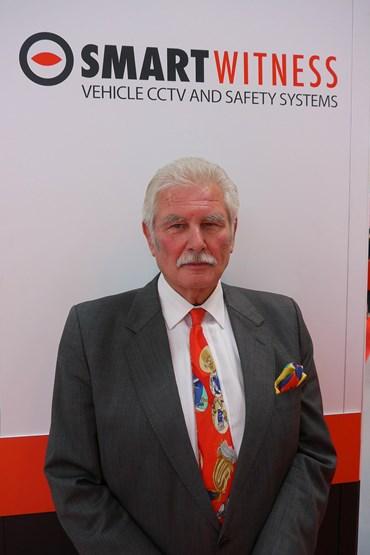 Keith Hellawell, non-executive chairman, SmartWitness