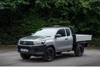Toyota Hilux Tipper
