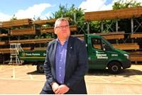 Travis Perkins group fleet director Graham Bellman