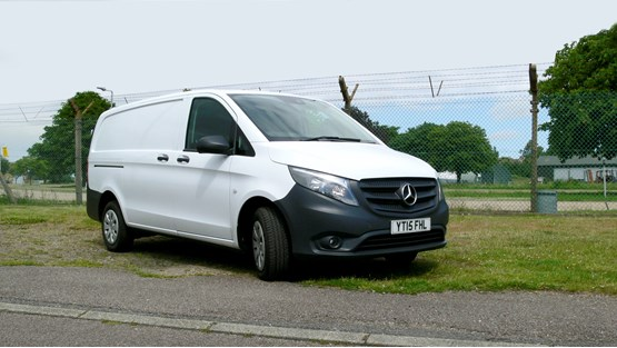 First drive mercedes benz vito 114 bluetec lwb 136 rwd for Mercedes benz vito review