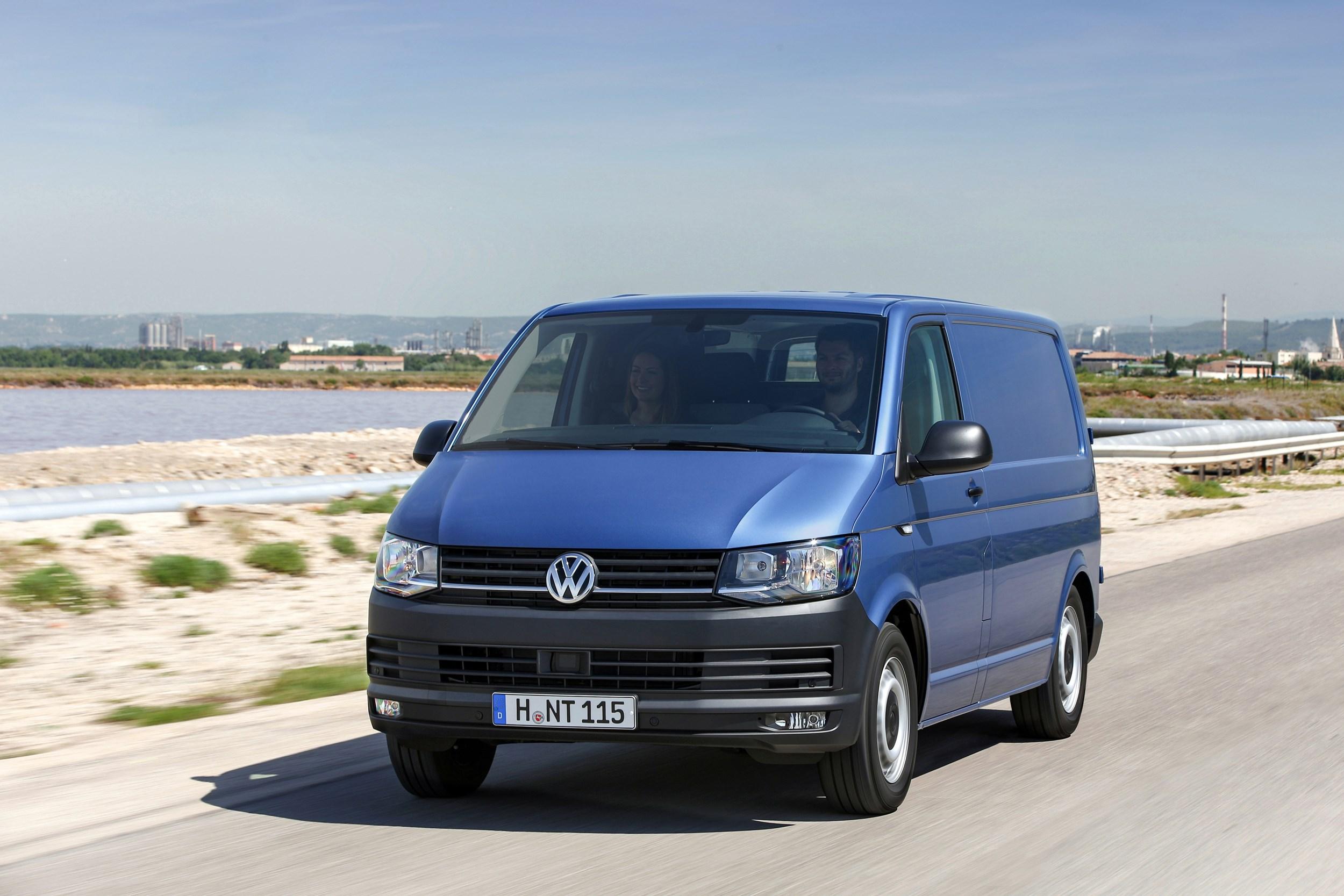 First drive: Volkswagen Transporter T6 Euro 5 140hp van review