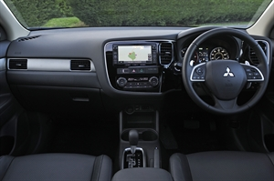 First Drive: Mitsubishi Outlander 2 2 Di-D GX-5 Auto - Fleet News