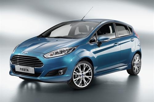 Ford Fiesta (2012)