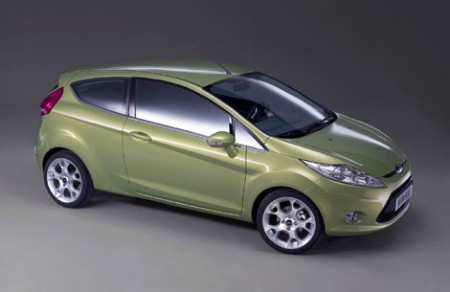 Ford Fiesta (2008)