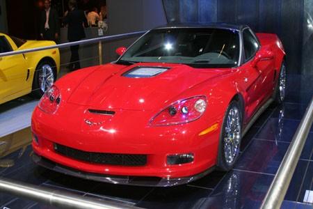 2008 Chevrolet Corvette ZR1