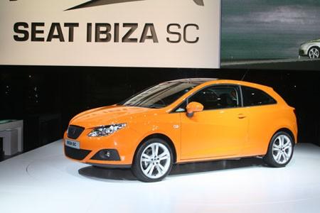 2008 SEAT Ibiza Sport Coupe