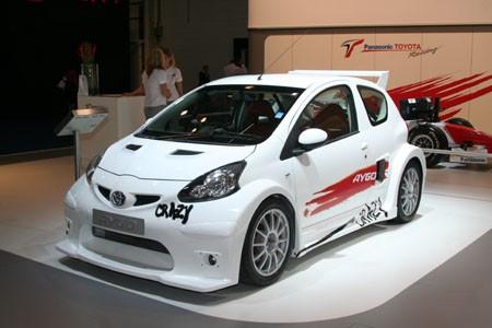 2008 Toyota Go Crazy