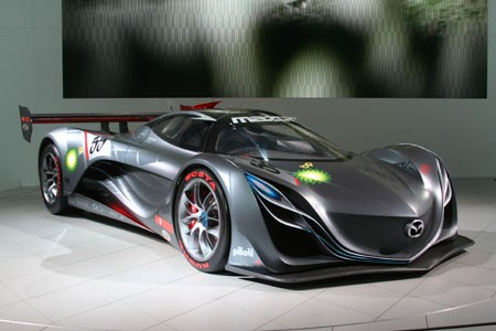 2008 Mazda Furai