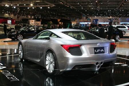 2008 Lexus LF-A concept
