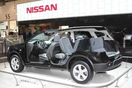 2008 Nissan Qashqai+2