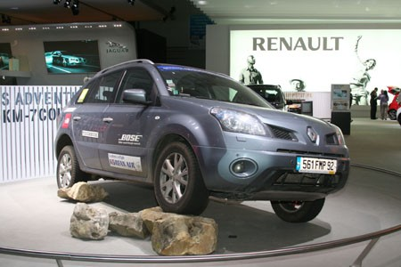 2008 Renault Koloes 4x4 Crossover