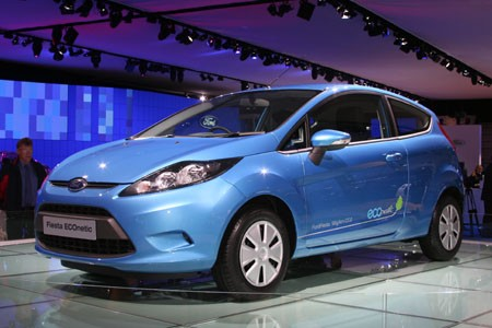 2008 Ford Fiesta EcoNetic