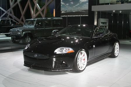 2008 Jaguar XKRS