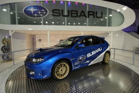 2008 Subaru Impreza STi 380
