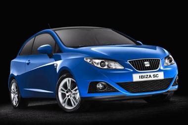 2008 Seat Ibiza Sports Coupe