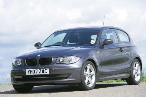 BMW 120d SE 3dr