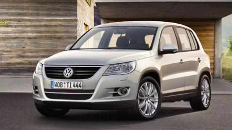 Volkswagen Tiguan 2.0 TDI Sport