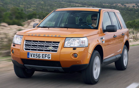 Land Rover Freelander 2 TD4 automatic | Company Car Reviews