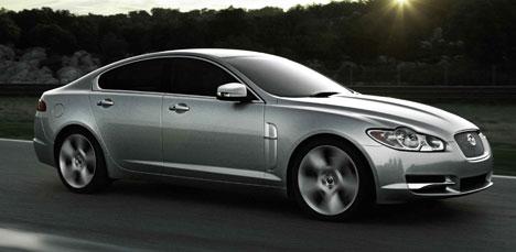Jaguar XF – on sale March