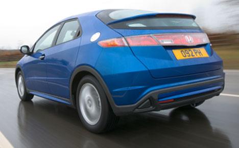 Honda Civic SE+