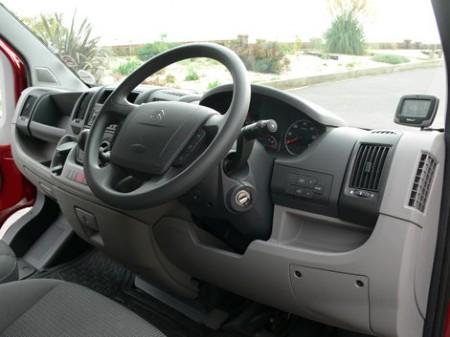 2008 Citroen Relay 30L1H1 100 interior