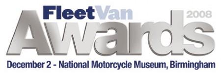 2008 Fleet Van Awards