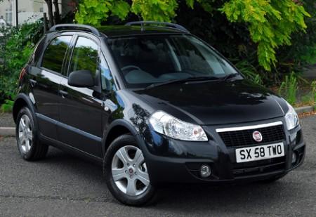 2008 Fiat Sedici