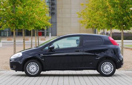 2008 Fiat Grande Punto van
