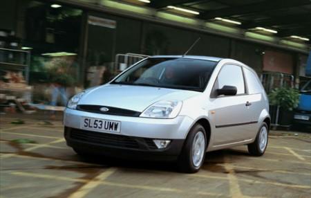 2008 Ford Fiesta van