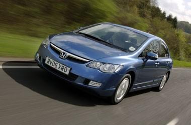 Honda Civic ES IMA auto