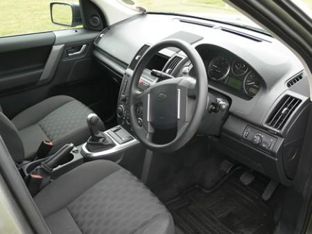 2008 Land Rover Freelander Commercial