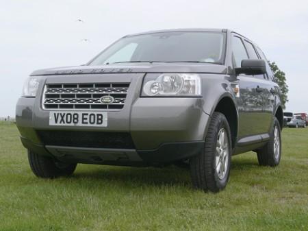2008 Land Rover Freelander