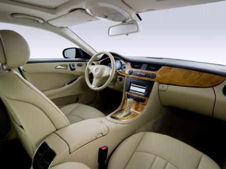 Mercedes-Benz CLS 2008 interior