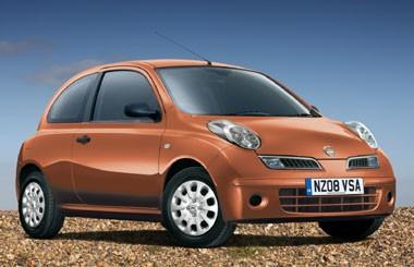 2008 Nissan Micra Visia