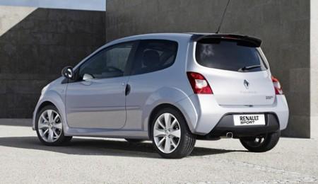 2008 Renault Twingo Extreme rear shot