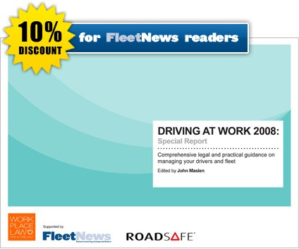 Driving at Work 2008