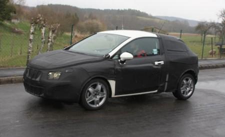 2008 spyshot: SEAT Ibiza Sport Coupe
