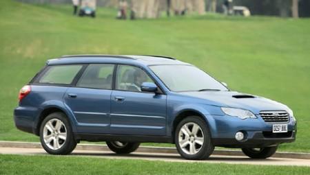 2008 Subaru Boxer Outback