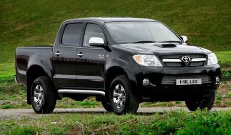2008 Toyota Hilux Invincible
