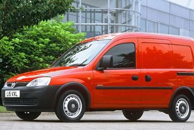 2008 Vauxhall Combo